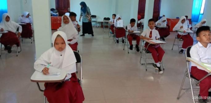 Proses Kegiatan Belajar Tatap Muka di Sekolah Kabupaten Lingga Akan di Mulai Senin 12 Oktober 2020