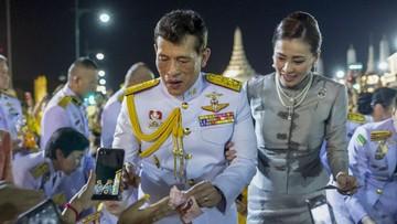 Raja Thailand Maha Vajiralongkorn/ Foto : Istimewa