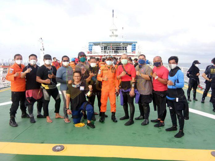 Indonesia Dive Rescue Team (IDRT) dan Basarnas Special Group (BSG)