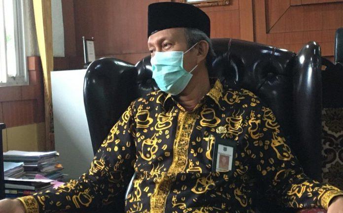 Sekretaris Daerah (Sekda) Kabupaten Tanjung Jabung (Tanjab) Barat, Agus Sanusi