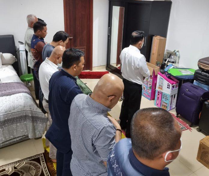 Moeldoko Pimpin Rapat Pimpinan Terbatas Pengurus Demokrat | Foto: Istimewa