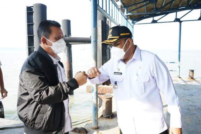Kunker Gubernur Kepri di Kabupaten Karimun