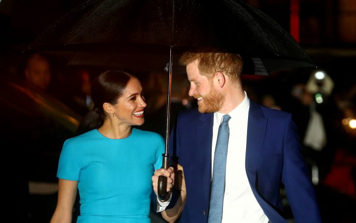 Pangeran Harry dan Meghan Markle | Foto: Reuters